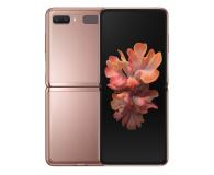 Samsung Galaxy Z Flip 5G SM-F707F Brown - 587877 - zdjęcie 1