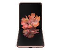 Samsung Galaxy Z Flip 5G SM-F707F Brown - 587877 - zdjęcie 4