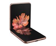 Samsung Galaxy Z Flip 5G SM-F707F Brown - 587877 - zdjęcie 5