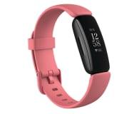 Fitbit Inspire 2 czarno różowy + Fitbit Premium - 587724 - zdjęcie 1