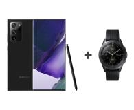 Samsung Galaxy Note 20 Ultra 5G Czarny + Galaxy Watch R810 - 588432 - zdjęcie 1