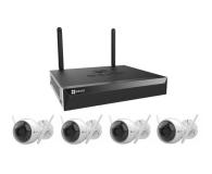 EZVIZ Zestaw do monitoringu X5S (4x C3WN FullHD + NVR) - 582428 - zdjęcie 1