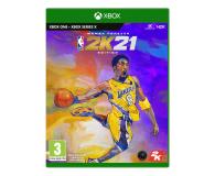 Xbox NBA 2K21 - Mamba Forever Edition - 578601 - zdjęcie 1