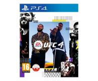 PlayStation UFC 4 - 583633 - zdjęcie 1