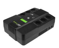 Green Cell UPS AiO (800VA/480W, 6x Schuko, AVR, LCD) - 546081 - zdjęcie 1