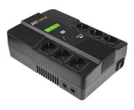 Green Cell UPS AiO (800VA/480W, 6x Schuko, AVR, LCD) - 546081 - zdjęcie 2