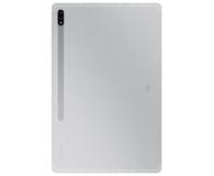 "Samsung Galaxy Tab S7+ 12.4"" T976 5G 6/128GB srebrny - 582701 - zdjęcie 3"