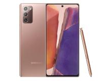Samsung Galaxy Note 20 5G N981B Dual SIM 8/256 Miedziany - 580547 - zdjęcie 1