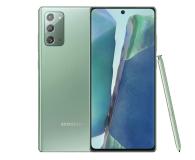 Samsung Galaxy Note 20 N980F Dual SIM 8/256 Zielony - 580535 - zdjęcie 1