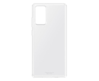 Samsung Clear Cover do Galaxy Note 20   - 582464 - zdjęcie 4