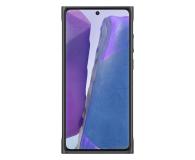 Samsung Clear Protective Cover do Galaxy Note 20 Black  - 582460 - zdjęcie 3