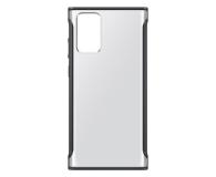 Samsung Clear Protective Cover do Galaxy Note 20 Black  - 582460 - zdjęcie 4