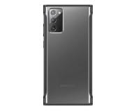 Samsung Clear Protective Cover do Galaxy Note 20 Black  - 582460 - zdjęcie 1