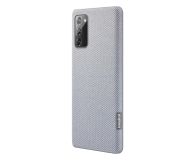 Samsung Kvadrat Cover do Galaxy Note 20 Gray  - 582463 - zdjęcie 2