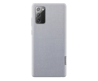 Samsung Kvadrat Cover do Galaxy Note 20 Gray  - 582463 - zdjęcie 1