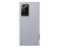 Samsung Kvadrat Cover do Galaxy Note 20 ultra Gray  - 582478 - zdjęcie 1