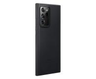 Samsung Leather Cover do Galaxy Note 20 ultra Black  - 582474 - zdjęcie 2