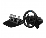 Logitech G923 + Shifter PS5/PS4/PC - 583235 - zdjęcie 2
