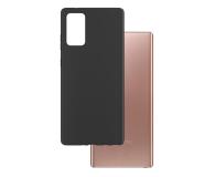 3mk Matt Case do Samsung Galaxy Note 20 czarny - 583622 - zdjęcie 1