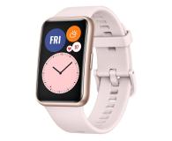 Huawei Watch Fit różowy - 589772 - zdjęcie 1