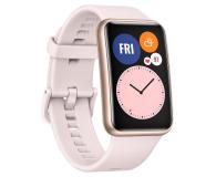 Huawei Watch Fit różowy - 589772 - zdjęcie 3