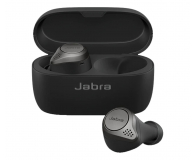 Jabra Elite 75t Active  Wireless Charging srebrne - 590342 - zdjęcie 1