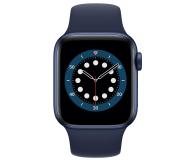 Apple Watch 6 40/Blue Aluminium/Deep Navy Sport GPS - 592190 - zdjęcie 2