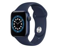 Apple Watch 6 40/Blue Aluminium/Deep Navy Sport GPS - 592190 - zdjęcie 1