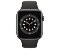 Apple Watch 6 44/Space Gray Aluminium/Black Sport GPS - 592186 - zdjęcie 2