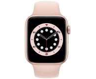 Apple Watch 6 44/Gold Aluminium/Pink Sport LTE - 592200 - zdjęcie 2