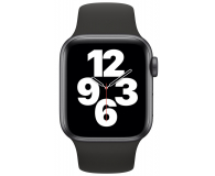 Apple Watch SE 40/Space Gray Aluminium/Black Sport GPS - 592312 - zdjęcie 2