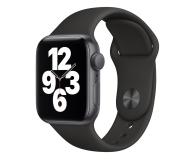 Apple Watch SE 40/Space Gray Aluminium/Black Sport GPS - 592312 - zdjęcie 1