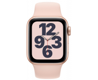 Apple Watch SE 40/Gold Aluminium/Pink Sport GPS - 592314 - zdjęcie 2