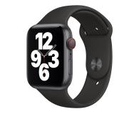 Apple Watch SE 40/Space Gray Aluminium/Black Sport LTE - 592325 - zdjęcie 1