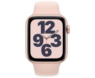 Apple Watch SE 44/Gold Aluminium/Pink Sport LTE - 592328 - zdjęcie 2