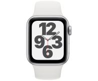 Apple Watch SE 40/Silver Aluminium/White Sport LTE - 592329 - zdjęcie 2