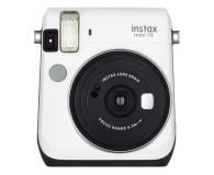 Fujifilm Instax Mini 70 biały+ wkłady 2x10+ etui niebieskie - 619881 - zdjęcie 1
