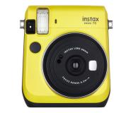 Fujifilm Instax Mini 70 żółty + wkłady 2x10+ etui - 619878 - zdjęcie 1