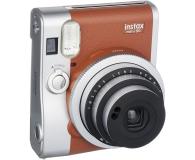 Fujifilm Instax Mini 90 brązowy + Wkłady + Etui  - 619871 - zdjęcie 3