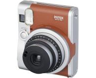 Fujifilm Instax Mini 90 brązowy + Wkłady + Etui  - 619871 - zdjęcie 2