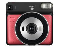 Fujifilm Instax SQ 6 czerwony (Aqua ruby red) - 590394 - zdjęcie 1