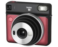 Fujifilm Instax SQ 6 czerwony (Aqua ruby red) - 590394 - zdjęcie 2