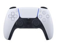 Sony Playstation 5 DualSense Biały - 592848 - zdjęcie 1
