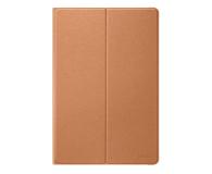 Huawei Leather Case do Huawei MediaPad M5 lite 8 brązowy - 590631 - zdjęcie 1