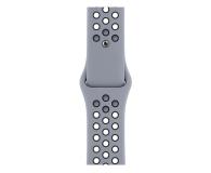 Apple Pasek Sportowy Nike do Apple Watch obsydian/czarny - 592468 - zdjęcie 1