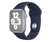 Apple Pasek Sportowy do Apple Watch głęboki granat - 592386 - zdjęcie 1