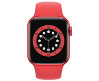 Apple Watch 6 40/(PRODUCT)RED Aluminum/RED Sport LTE - 592204 - zdjęcie 2