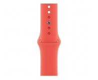 Apple Pasek Sportowy do Apple Watch różowy cytrus - 592377 - zdjęcie 2
