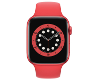Apple Watch 6 44/(PRODUCT)RED Aluminum/RED Sport LTE - 592205 - zdjęcie 2