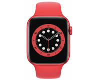 Apple Watch 6 44/(PRODUCT)RED Aluminum/RED Sport GPS - 592194 - zdjęcie 2